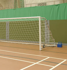 Freestanding Five A Side Football Goalposts & Mini Soccer Goals