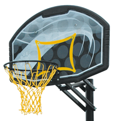 Q4 Arena 10ft Basketball Net