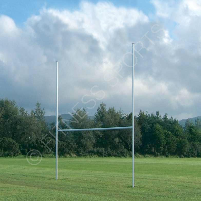 6m Aluminium Rugby Goalposts