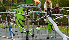 MUGA Adventure Playground