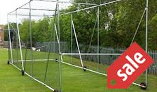 Mobile Cricket Net 10.8m