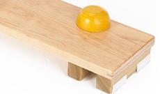 Active Balance Dome Plank