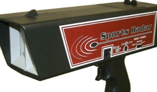 Ball Radar Gun