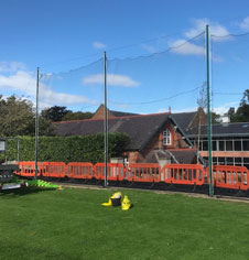 Perimeter and sports fencing