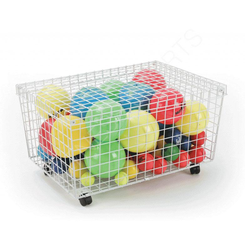 Portable Ball PE Storage Basket