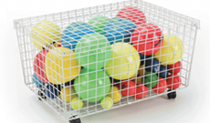 Mesh Ball Storage Basket