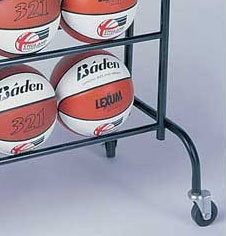Basketball ball storage