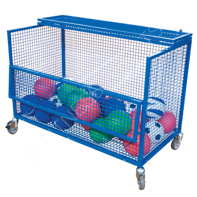 Mesh Steel Ball Storage Box