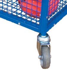 Ball storage equipment