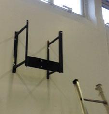 Wall Mounted Basketball Goals