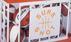 Basketball Storage Box