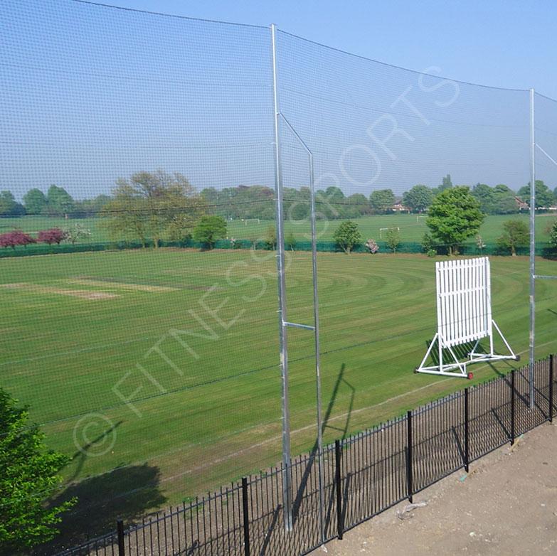 Cricket Boundary Fence Installation Fitness Sports Equipment