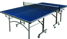 Butterfly Rollaway outdoor tennis table.