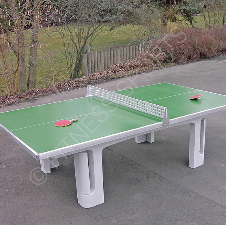 Butterfly all weather outdoor park cement table tennis - Weatherproof table tennis table ...