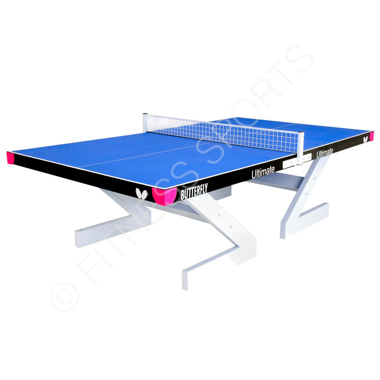 Butterfly ultimate all weather steel table tennis table - Butterfly table tennis official website ...