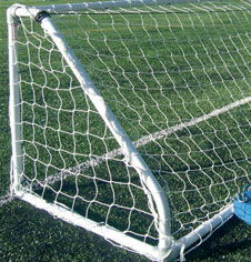 Steel Five A Side Football Goalposts
