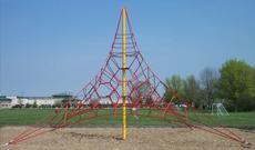 Star Steel Climbing Frame