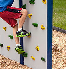 Adventure Trail Climbing Wall