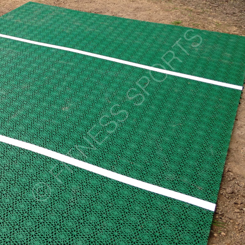 OMG plastic sports pitch surface