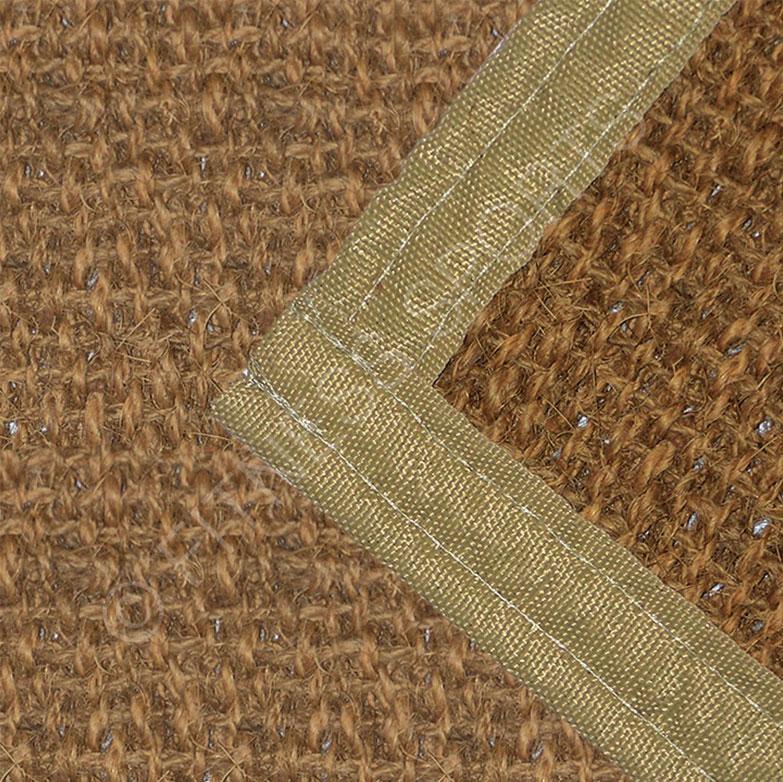 rolls matting coco runners inch pcmrollvinylend mat coir thick herringbone