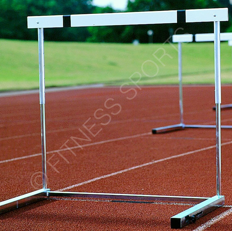 Competition Running Hurdles
