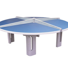 Outdoor Permanent Tennis Table