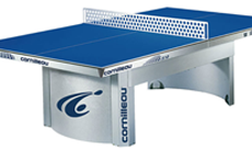 Cornilleau 510 outdoor proline table tennis table.