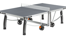 Cornilleau Pro 540 M outdoor table tennis table.