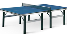 Cornilleau ITTF 610 indoor match table tennis table.