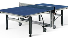 Cornilleau ITTF 640 indoor match table tennis table.