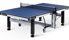 Cornilleau ITTF 740 indoor match table tennis table.