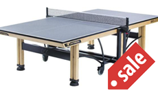 Cornilleau ITTF 850 indoor match table tennis table.