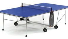 Cornilleau Sport 100 indoor table tennis table.
