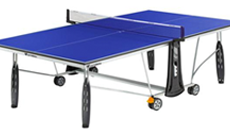 Cornilleau Sport 250 indoor table tennis table.