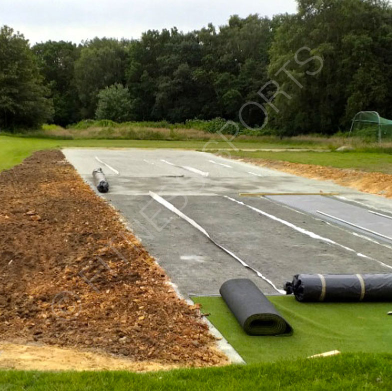 Schools and clubs cricket equipment installation and construction