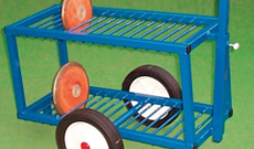 Discus Carry Trolley