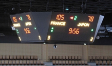Electronic 4 Display Scoreboard