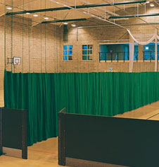 Sports Hall Division Nets