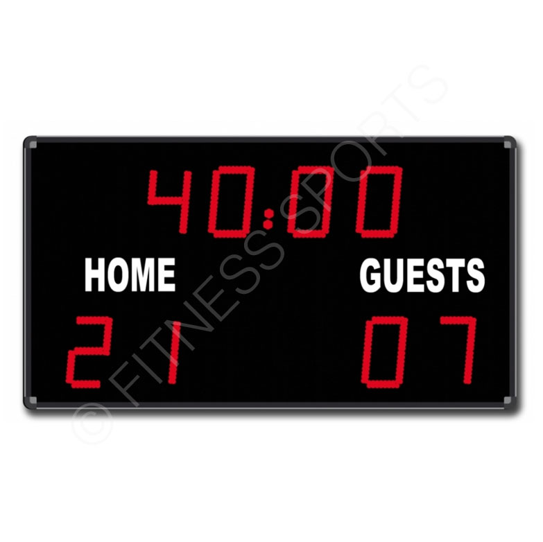 Ecomony LED Display Scoreboard