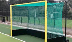 Alloy freestanding integral weighted goals.