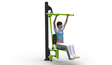 Outdoor Exercise Pull Up Seat