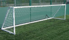 Five A Side Alloy Football Goalposts