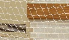 2.44m and 4.88m five a side futsal & mini target nets.