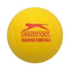 Foam tennis balls