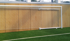 Folding Football Goalposts