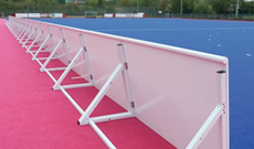 Football Pitch Rebound Boards