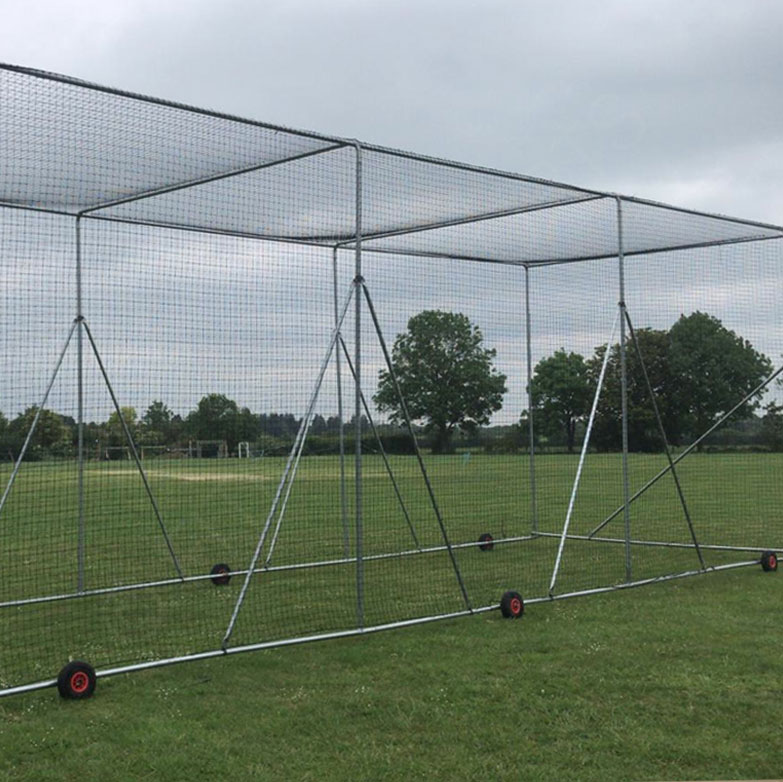 Mobile Wheeled Cricket Net Cage