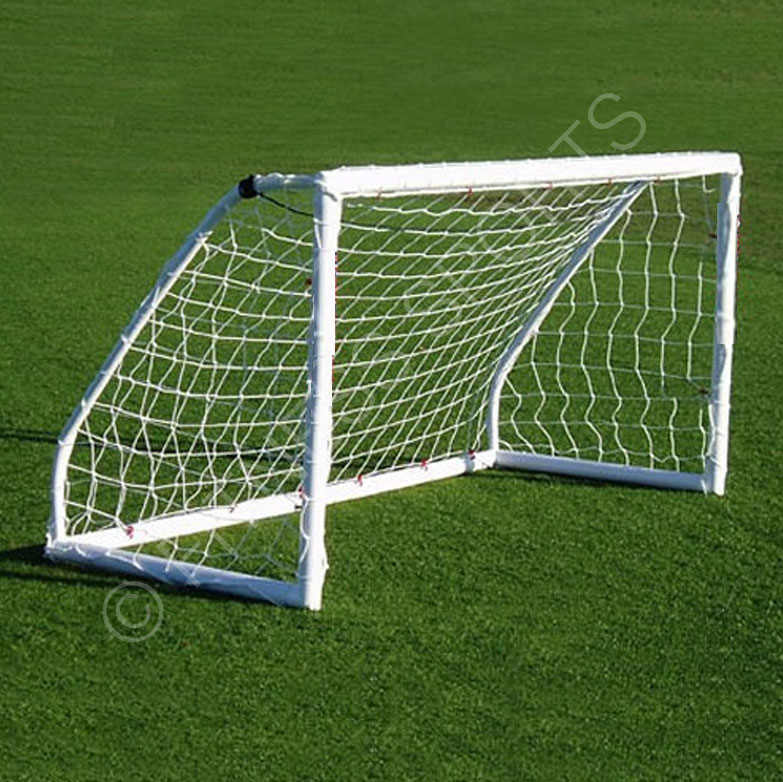 Folding PVC soccer goals