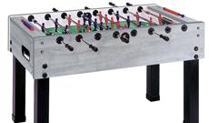 Garlando G500 indoor free play table football table.
