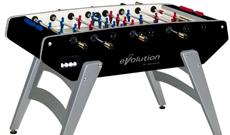 Garlando G5000 indoor free play table football table.